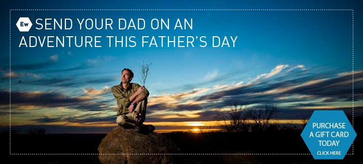 Fathers Day 2014 - Earthwatch Gift Card