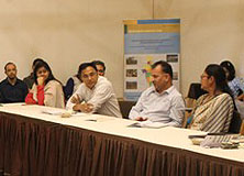 Earthwatch scientific event lectures in India