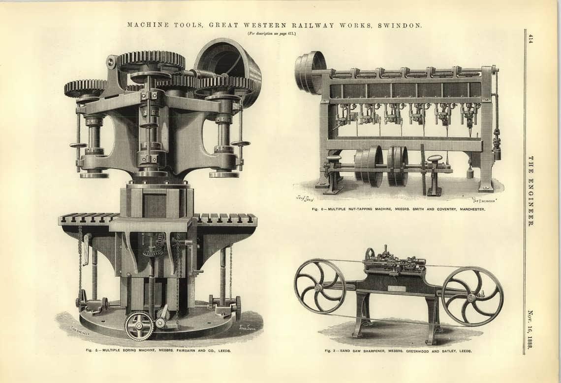 western machine works