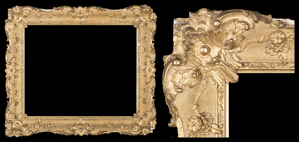 Early American Pattern Frame