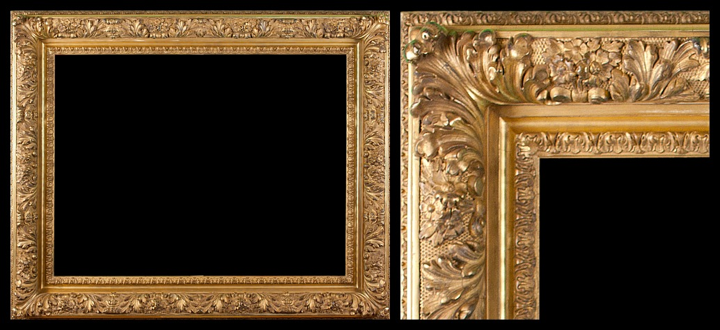 Hudson River School / Large Classic Barbizon Frame