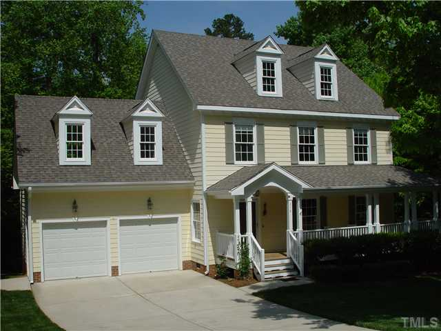 216 james madison place hillsborough nc fonville for Custom homes new bern nc