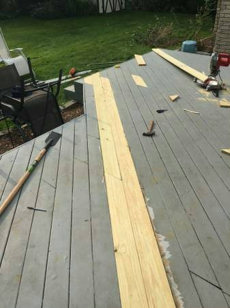 Deck Stain Paint Removal  Cover Photo
