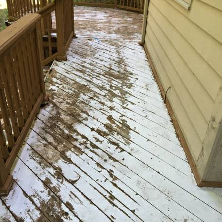 Carpenter To Repair Deck Cover Photo