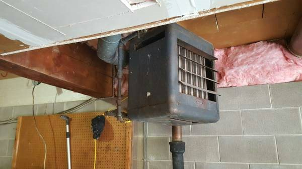 Replace Hanging Heater  Cover Photo