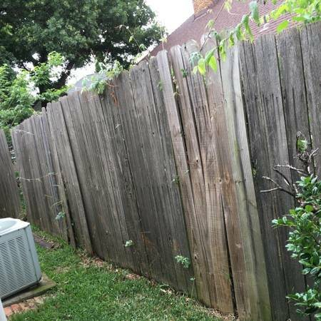 Replace Fence Cover Photo