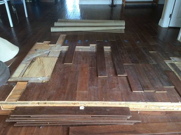 Need Wood Flooring Repaired Cover Photo