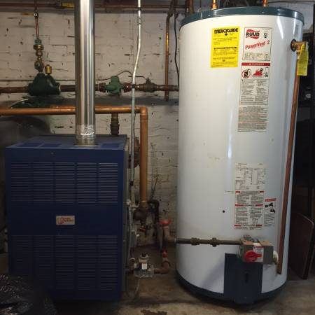 Heater And Water Boiler Replacement  Cover Photo