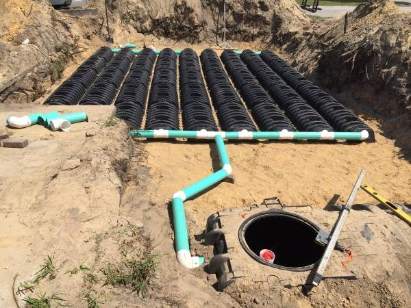 Experienced Drainfield Installer Cover Photo