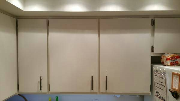 Install NEW Kitchen Cabinets Cover Photo