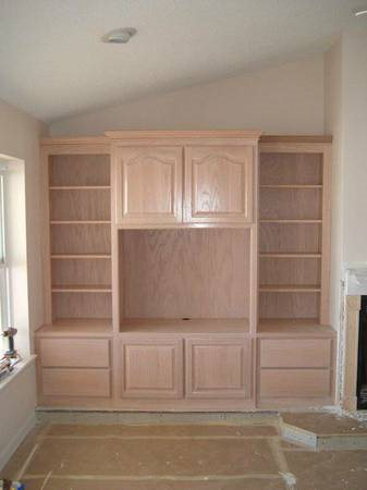 building Wood Book Shelfs Cover Photo