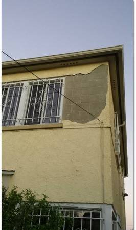 Stucco Repair Of Home Cover Photo