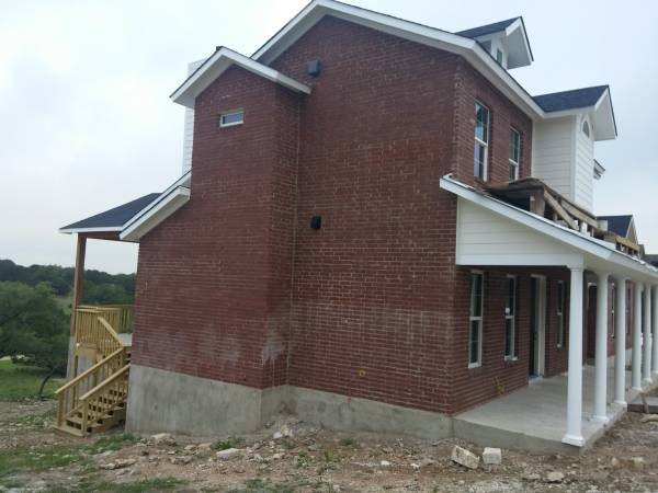 Clean Brick on new Construction Home Cover Photo