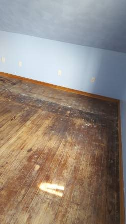 Refinishing Hardwood Floors Needed Cover Photo