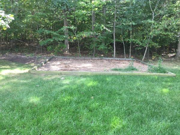 Need Mulch Patch Of Yard Cleared Asap Cover Photo