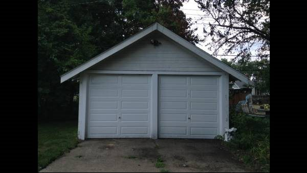 Need Exterior Garage Painted  Cover Photo