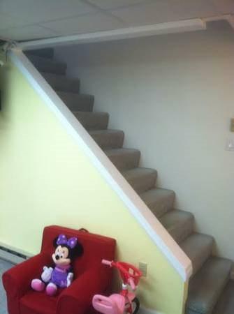 Handrail For Basement Steps Cover Photo