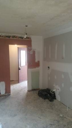 Painting job Interior Cover Photo