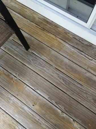 Power Wash Deck Cover Photo