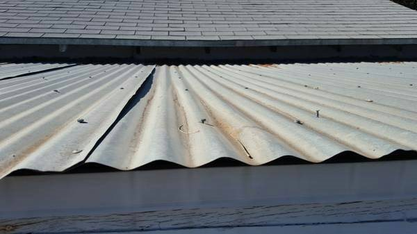 Metal Roof Repair Soffit Repair Cover Photo