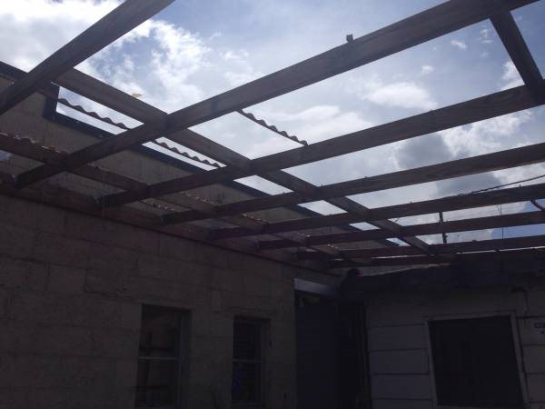 Fix/Rebuild Our Corrugated Roof  Cover Photo