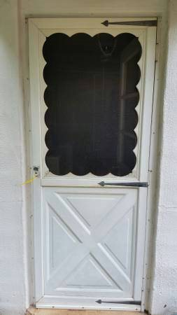 Screen Door Installation Cover Photo
