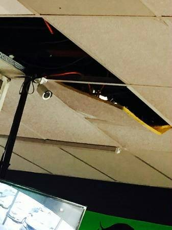 Ceiling Tile Repair Cover Photo