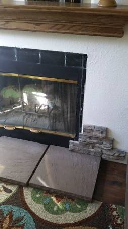 Fireplace gas Pipe