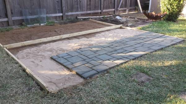 Cost of Paving Driveway
