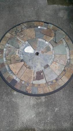 Stone Patio Table Top Repair Cover Photo