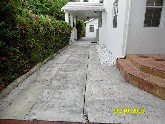 Concrete Pad And Walk Way Removed Cover Photo
