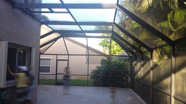 Screened Porch Enclosure Repair  Cover Photo