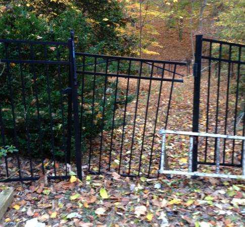 Wrought Iron Fence Gate Repair Cover Photo