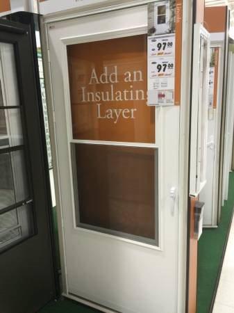 Exterior & Storm Door Installation Cover Photo