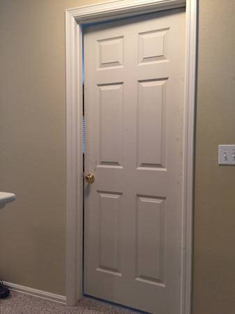 Need Replacement Interior Door Hung  Cover Photo