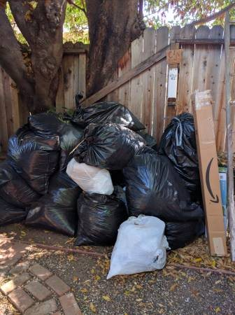 haul Away Yard Bags  Boxes And Recycling Cover Photo