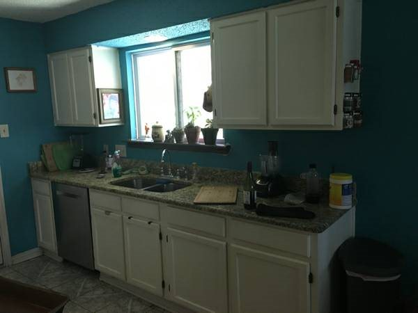 Need Sanding Finishing Cabinets Cover Photo