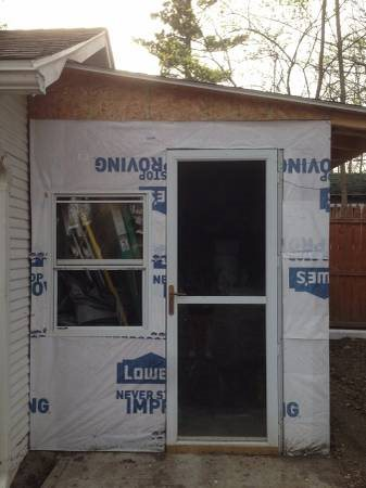 Install Siding On A Small Shed Cover Photo