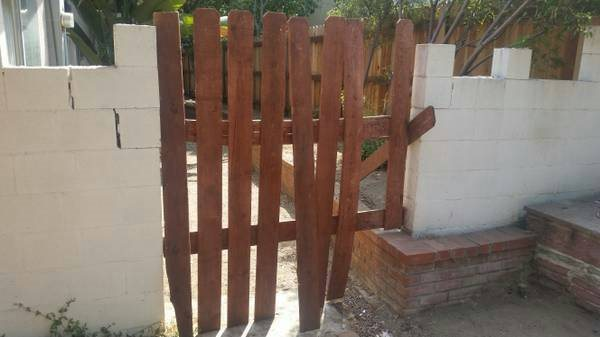 Gate Replacement Cover Photo