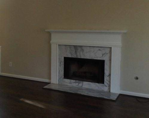 Fireplace Reface Cover Photo