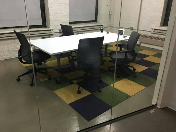 Carpet Tile Installation Cover Photo