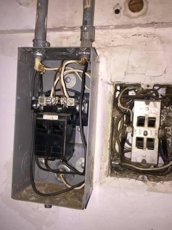 Rewiring old House