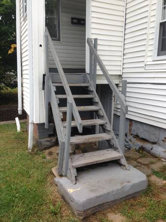 Contractor Needed To Fix Stairs Cover Photo