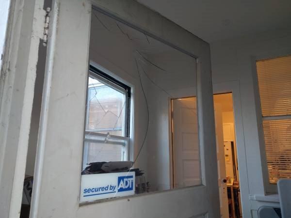Need Help Replacing a Door Glass Window Cover Photo