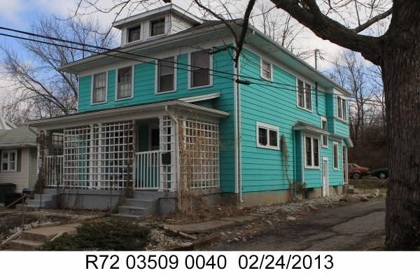 House Paint Colours