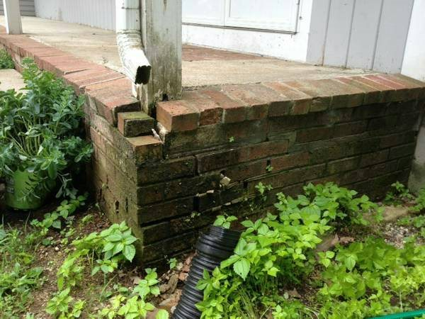 Front Porch Masonry  Cover Photo