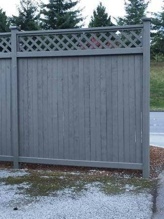 Wooden Fence Installation Cover Photo