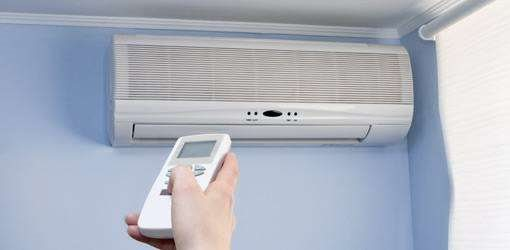 Install An Air Conditioner Cover Photo