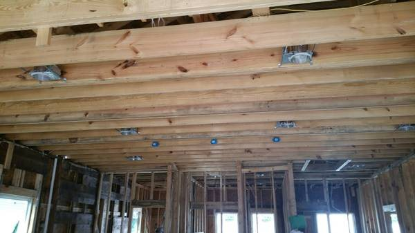 Sheetrock, Tapfloat, Insulate Cover Photo