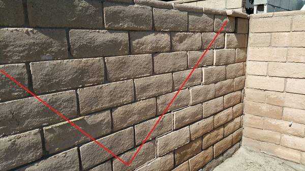 Block Wall Repair  Cover Photo